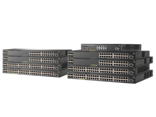 Aruba 2930 Switch Series